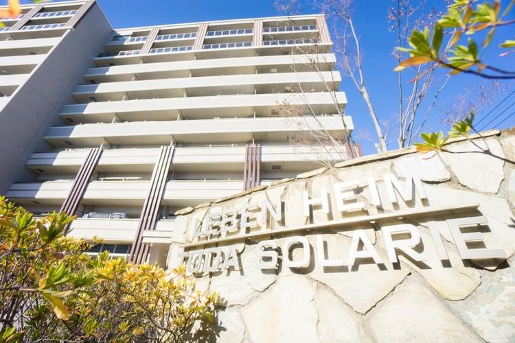 全十戸で太陽光発電を利用出来る「個別蓄電付き売電可能太陽光システム」を採用。埼玉県では初の導入となったマンションです。