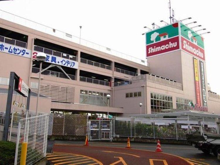 島忠東戸塚店まで1055m