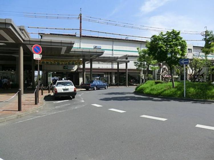 JR新座駅 240m