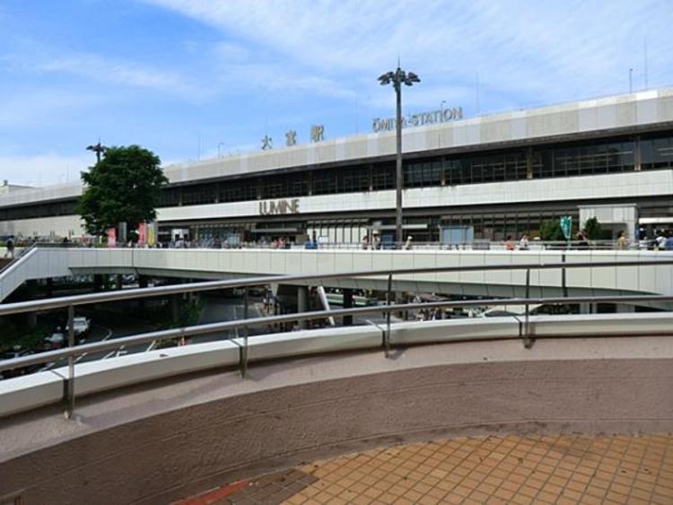 JR大宮駅 1520m