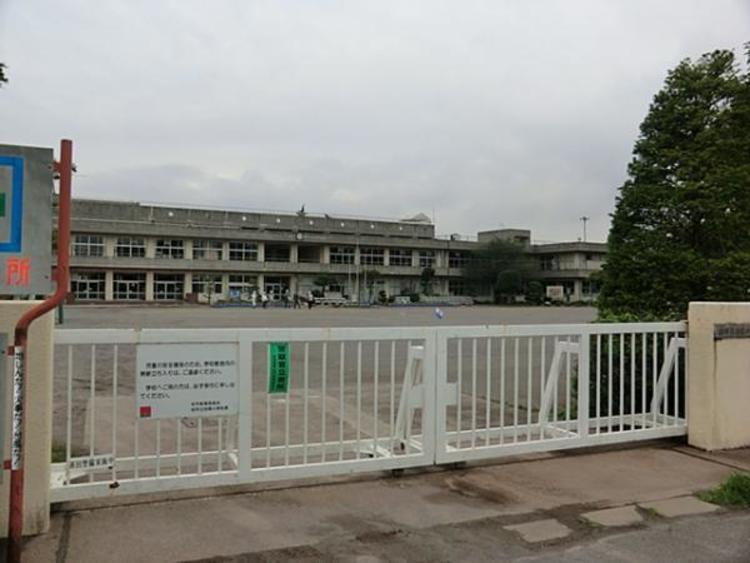 柏市立旭東小学校450m