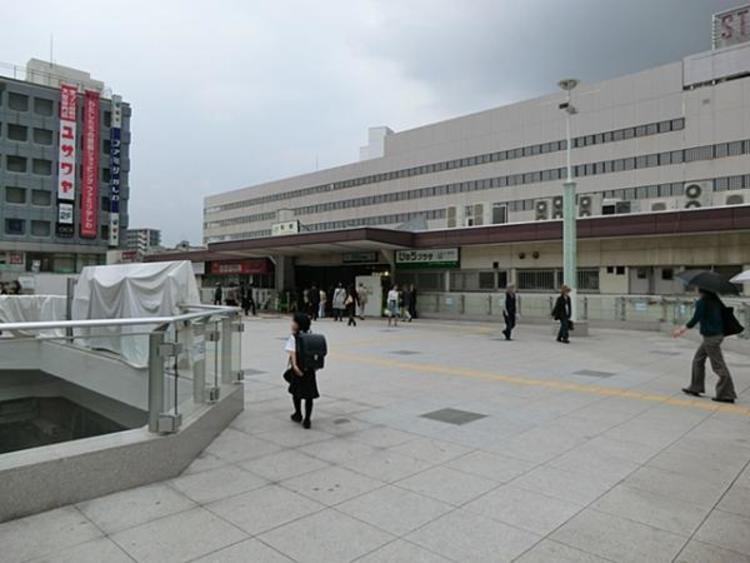JR柏駅 1360m