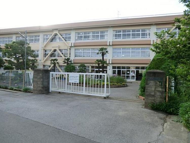 柏市立柏第七小学校 1149m