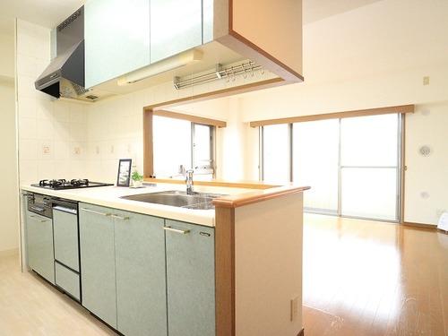 ペットと住める角部屋3LDK♪ラ・ベル日吉Ⅱ【reform】の物件画像