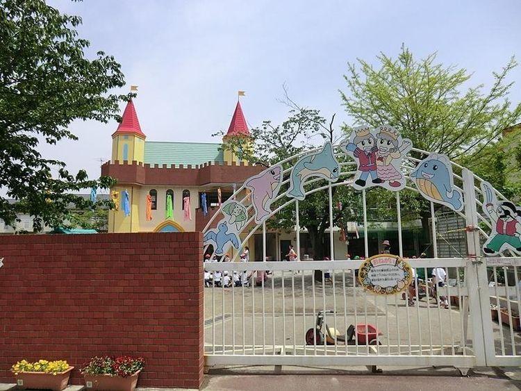 日野幼稚園 徒歩7分 500m