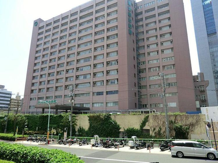 JR東京総合病院 徒歩11分 950m