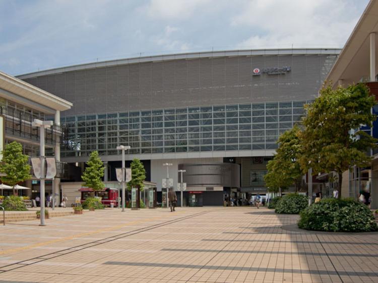 東急田園都市線「たまプラーザ」駅 距離640m