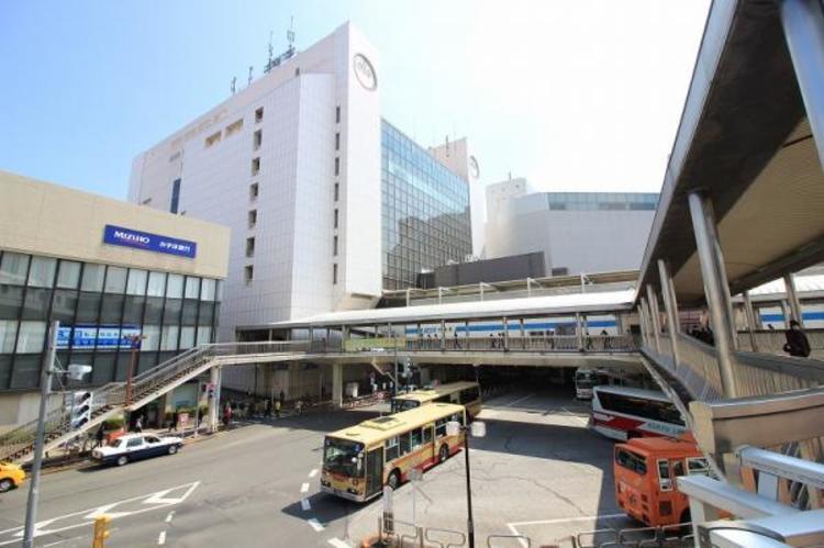 小田急線町田駅までバス20分