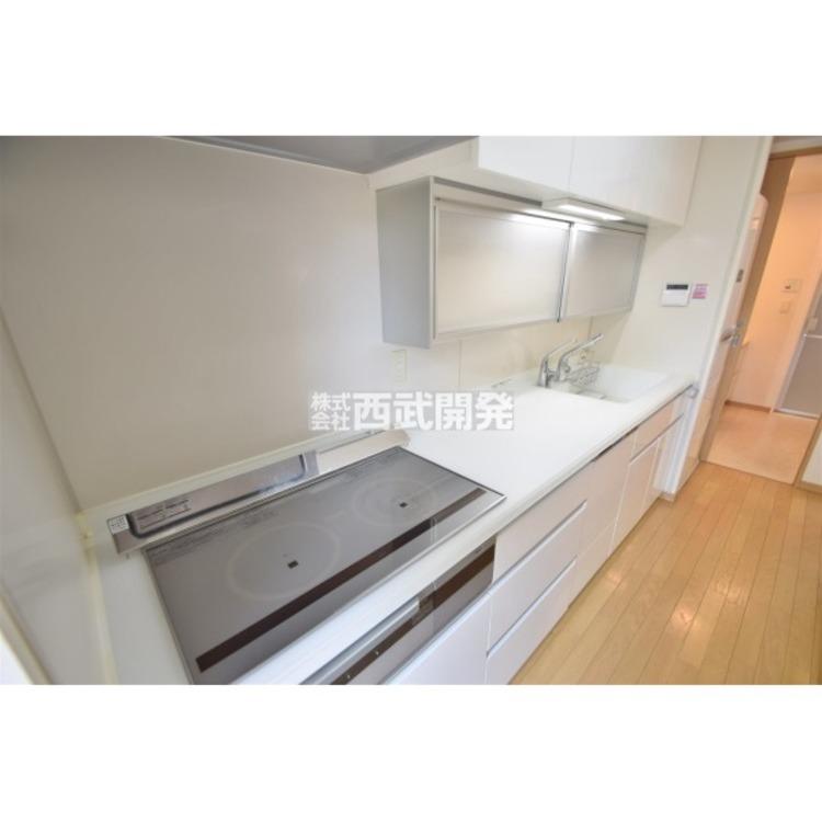 IHクッキングヒーター・食洗機つきシステムキッチン