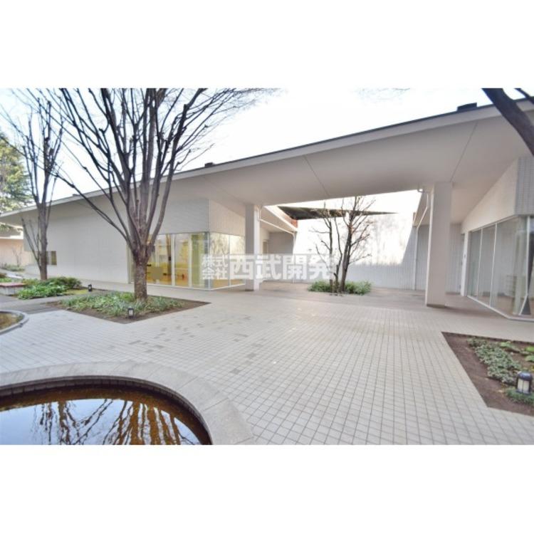 アウリオン・ガーデン(共用中庭)