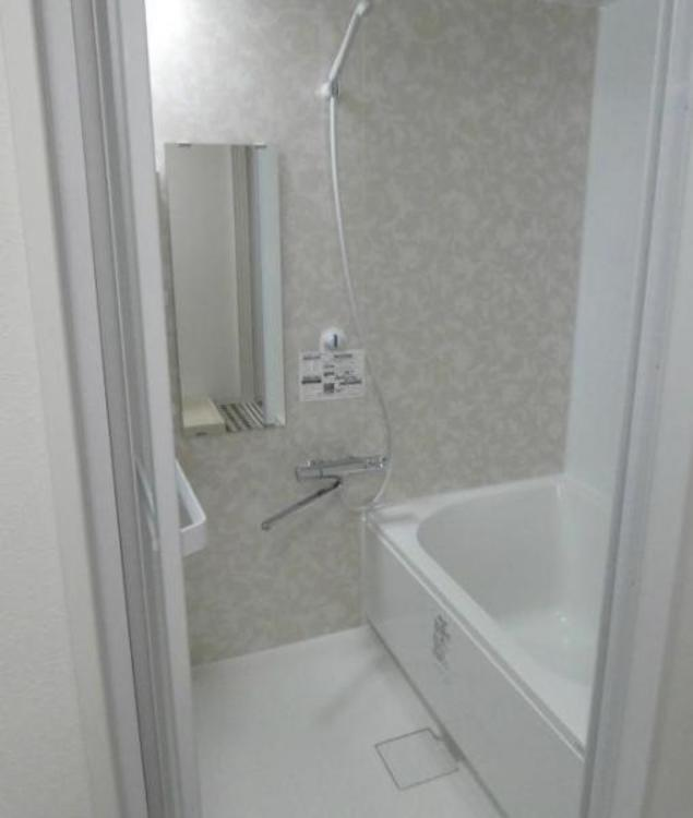 ●気になる浴室もピカピカです!