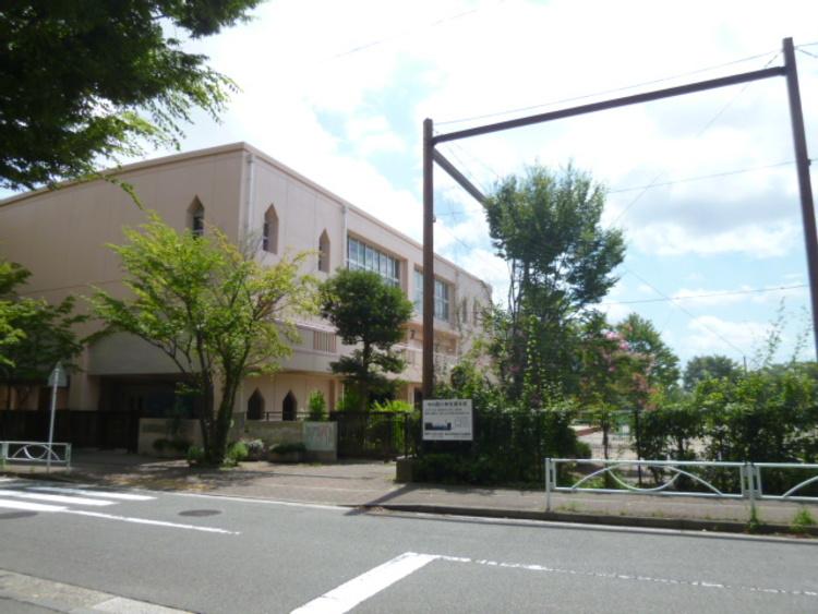 横浜市立中川西小学校 距離約750m