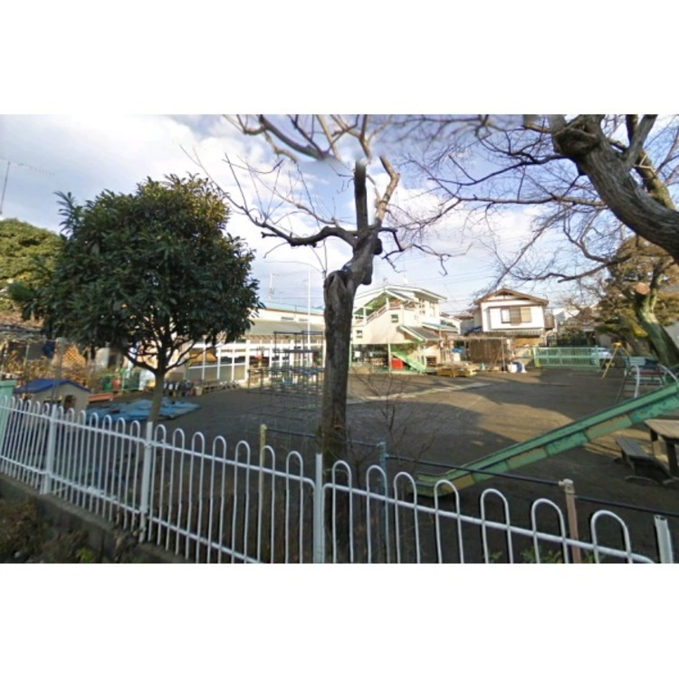 小平あおば幼稚園(約860m)