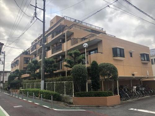 バームハイツ南浦和弐番館 学区/文蔵小・岸中の画像
