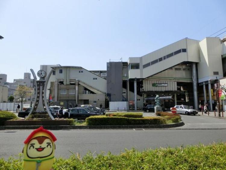 JR京浜東北線「南浦和」駅 約1300m