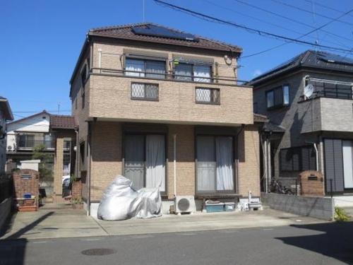 上尾市緑丘4丁目 中古住宅の物件画像