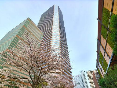 パークシティ武蔵小杉ミッドスカイタワーの画像