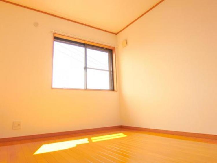 どの部屋にいても明るい日差しを感じられます!