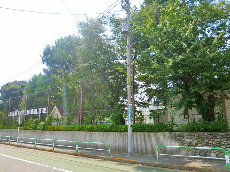 世田谷区立玉川小学校 距離1360m