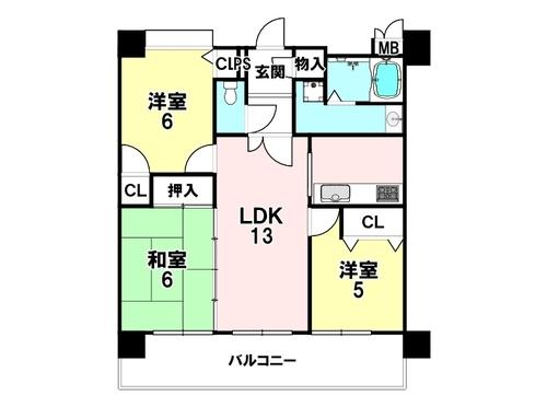 ライオンズマンション今福鶴見の物件画像