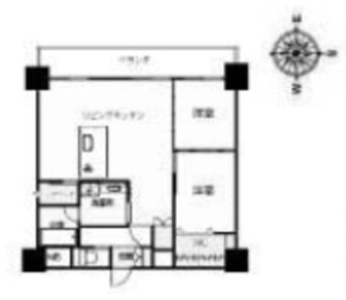 竹の塚マンションの画像