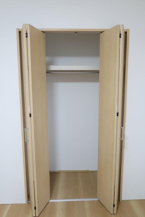使いたいものが使いたい部屋に片付けられる魅力。全居室収納付です。