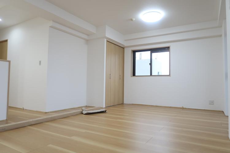 お部屋を区切ったり広げたり。これから住むお客様のライフスタイル次第でお好みの間取りにできます。