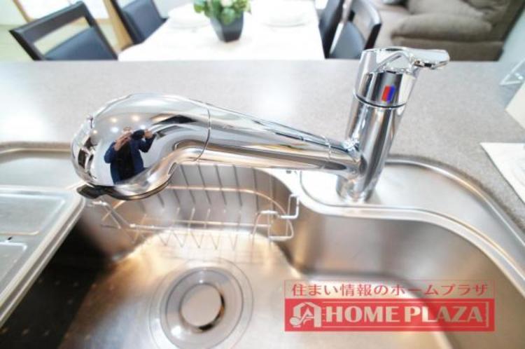 お料理にも気軽に使える!浄水機能付きで体にも経済的にも優しい!