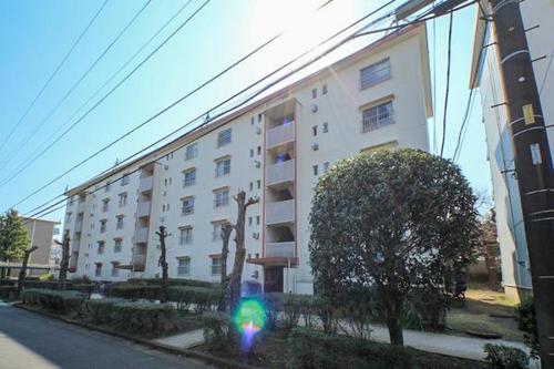 南大和住宅11号棟の画像