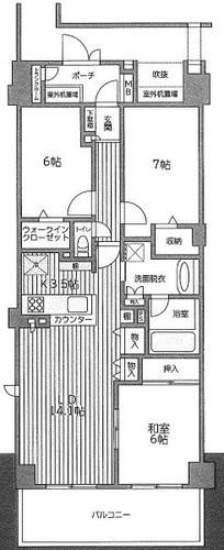 コスモヒルズ横浜WESTの物件画像