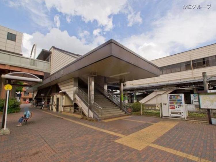 JR桶川駅 1040m