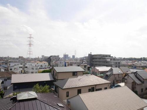 ランドステージ東川口パークサイド 最上階の画像