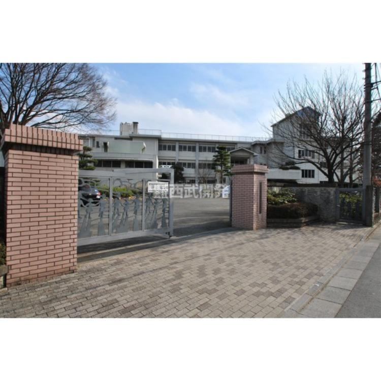 鶴ヶ島第二小学校(約290m)