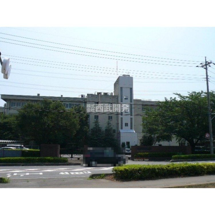 藤中学校(約1300m)
