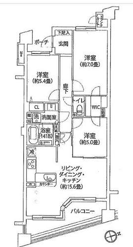リビオ青葉桜台パークエミネンスの物件画像