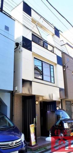 北区上中里2丁目〜再生住宅〜の画像