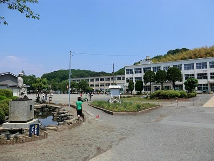加住中学校 4180m