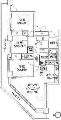 ニューシティ東戸塚タワーズシティの物件画像