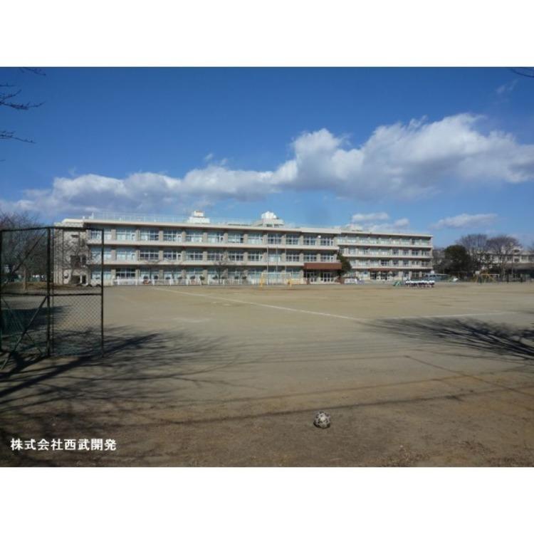 狭山台小学校(約600m)