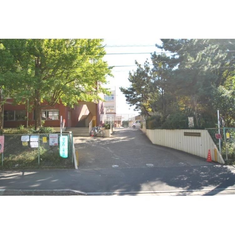 狭山台中学校(約550m)