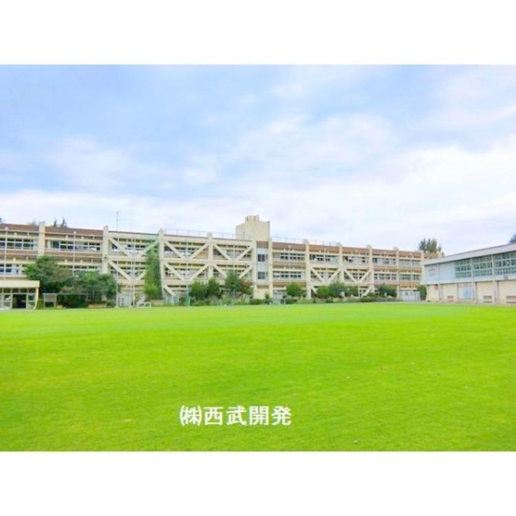 清明小学校(約650m)
