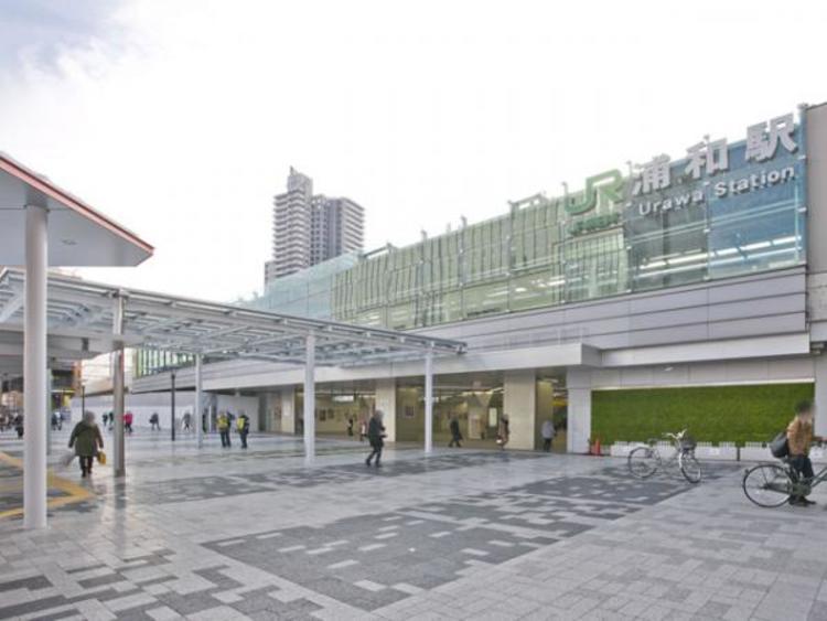 浦和駅 3691m