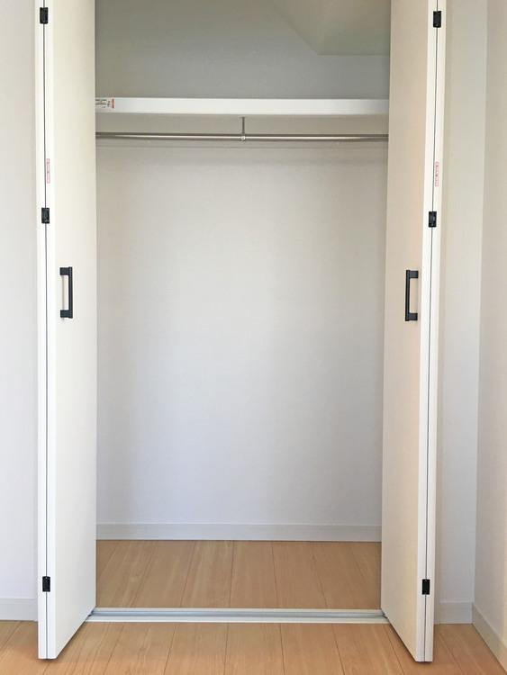 4.0帖洋室 収納部分