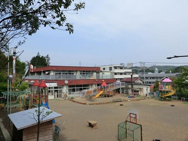 大塚保育園 133m