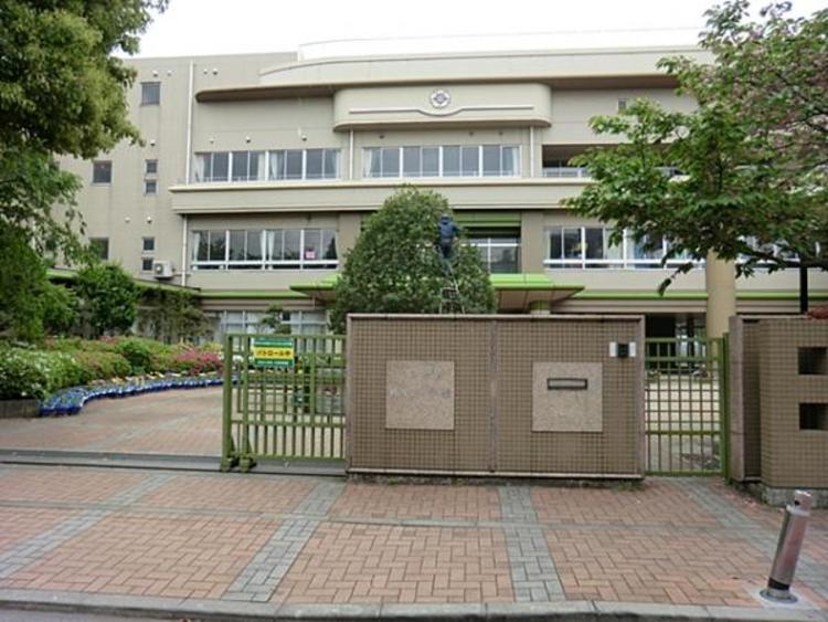 川崎市立井田小学校 1000m