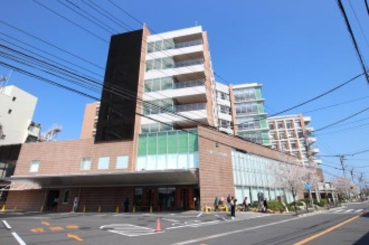 川崎市立井田病院 800m