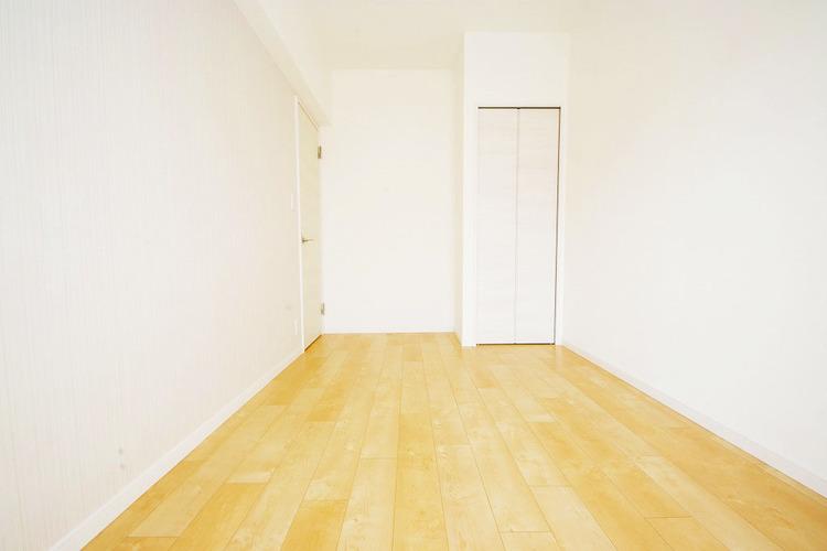 全居室に収納スペース有り