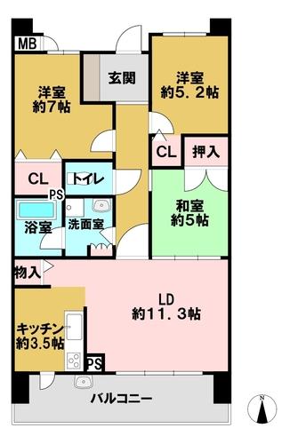 サンクタス住道MIRAIZ HOUSEの物件画像