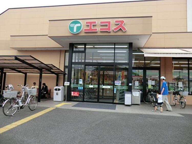 エコス川口店 2874m
