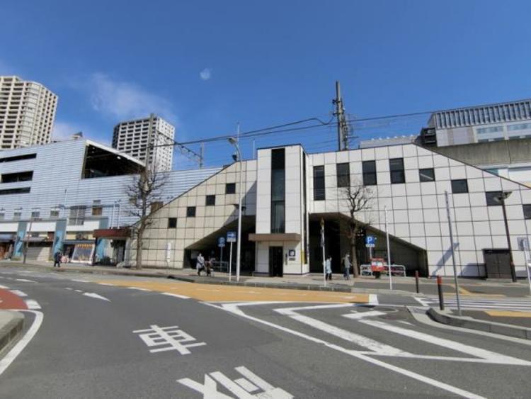 橋本駅までバス15分